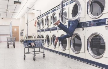 一人暮らしで洗濯は大事