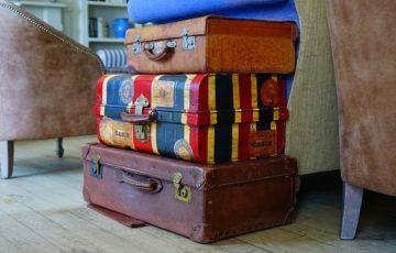 人気の旅行バッグ
