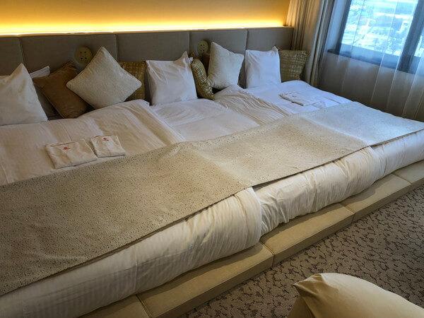 ホテル ユニバーサル ポート ヴィータもこもこルーム